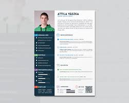 Digital Resume Cv Resume Design By Atty12 Deviantart Com On Deviantart