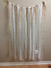 tulle backdrop 47 best shed decorations images on marriage wedding