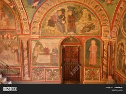 july 17 2016 benedictine monastery image photo bigstock