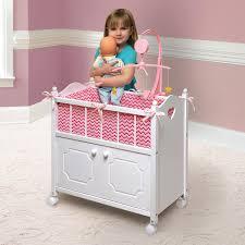 badger basket doll crib with cabinet badger basket doll crib with cabinet hayneedle