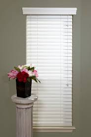 levolor 2in cordless white faux wood room darkening plantation