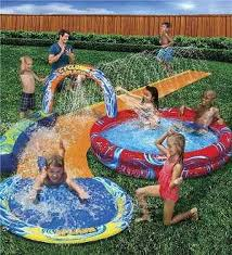 Best Backyard Water Slides Inflatable Swimming Pool Slides For Residential And Commercial
