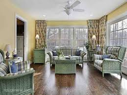 Living Room Wicker Furniture What The In Crowd Won T Tell You About Decorating With Wicker