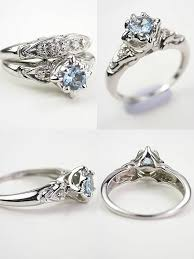 vintage weddings rings images Antique engagement rings blue filigree engagement rings eyes jpg