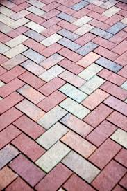 How To Lay A Paver How To Lay A Herringbone Paver Pattern Without Any Cuts Hunker