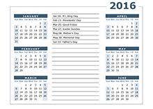 25 unique 2016 calendar usa ideas on event