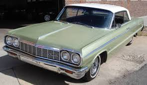 meadow green 1964 chevrolet impala paint cross reference