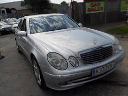 used mercedes used 2005 mercedes benz e class e320 cdi avantgarde for sale in
