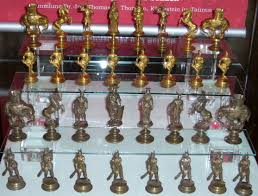 chess sets iron chess sets a show report welcome to the chess museum