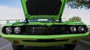 Dodge Challenger Green - 1970 dodge challenger for sale near arlington texas 76001