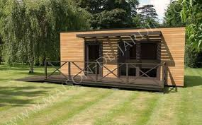 bureau de jardin en kit constructeur de maisons et studios de jardin à ossature bois clé en