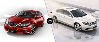 nissan altima 2016 orange 2016 nissan altima 2 5l vs 2016 nissan altima 3 5l models