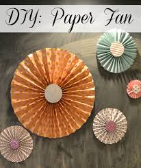 paper fans diy paper fans without answers
