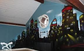 prix graffiti chambre déco graffiti chambre ado 17 fort de graffiti