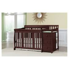 Graco Crib With Changing Table Crib Changer Combo Cribs Target