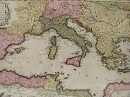 Map Of Northern Italy A Map Of Ancient Italy You Can See A Map Of Many Places On The