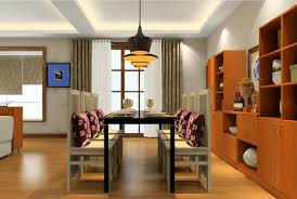 Asian Inspired Dining Room by Interior Design Southeast Asian Style Dining Room Interior Design