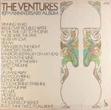anniversary album the ventures 10th anniversary album vinyl lp album at discogs