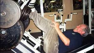 Bench Press 1000 Lbs Did Pat Robertson Leg Press 2 000 Lbs Cbs News