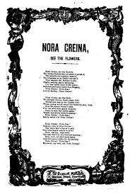nora creina see the flowers h de marsan publisher 60 chatham