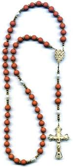 diy rosary how to string a rosary a lot of purchase our wood made