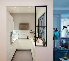 la cuisine lyon appartement lyon un haussmannien de 115 m2 qui invite au voyage