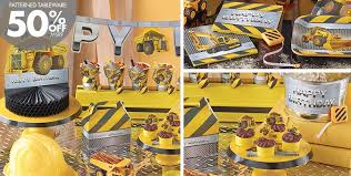 construction party supplies construction party supplies construction birthday party party city