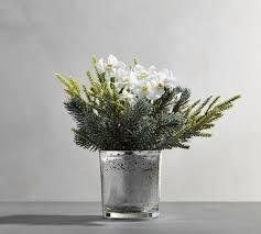 Artificial Orchids Artificial Flowers U0026 Faux Plants Pottery Barn