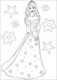 barbie coloring pages printable download http procoloring