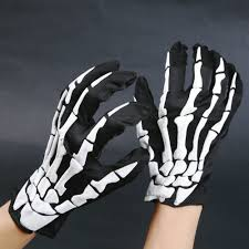 online get cheap black skeleton gloves aliexpress com alibaba group