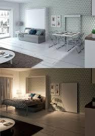armoire lit canapé lit gain de place lit escamotable et canapé convertible pour petit