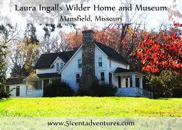 51 cent adventures laura ingalls wilder historic home and museum