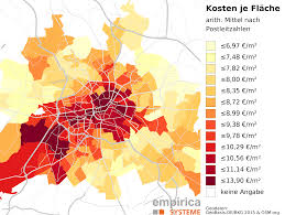 Bonn Germany Map by Rent Maps For Germany Empirica Systeme Gmbh