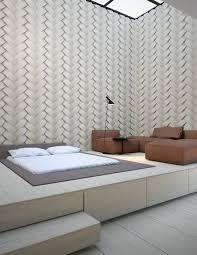 floor beds sunken beds a more unusual and modern alternative for the bedroom