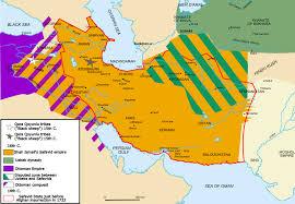 Present Day Ottoman Empire Ottoman Safavid War 1623 39