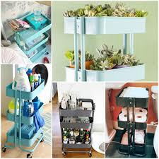 raskog cart ideas 16 reasons you totally need an ikea raskog cart in every room