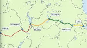 Map My Route Running by Royal U0027 Greenwayroyal Canal Amenity Group Rcag