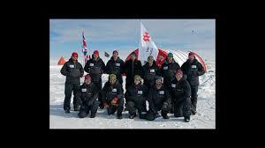 Antarctic Flag British Antarctic Survey Fails To Penetrate Antarctica U0027s Lake