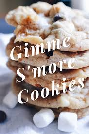 2nd thanksgiving gimme s u0027more cookies cb eats