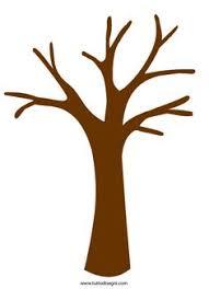 brown tree sagome alberi le sagome degli alberi utili per realizzare