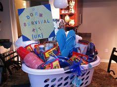 gift baskets for college students college survival kit in a jar