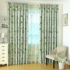 Room Darkening Curtain Rod Curtain Rods For Blackout Curtains Stunning Green Blackout