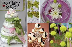 Easy Baby Shower Decorations Baby Shower Decorations To Make