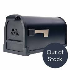 Wall Mount Mailbox With Flag Estate Mailbox Post Mount Mailbox Gibraltar Mailboxes