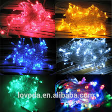 200 bulbs outdoor led christmas lights small battery operated led