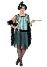 Cheap Size Halloween Costumes 3x Size Flapper Costumes 1920 U0027s Flapper Dress Costume