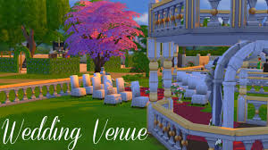 wedding arches in sims 4 the sims 4 wedding venue tour