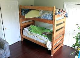 One Person Bunk Bed Three Person Bunk Bed One Of The Issues You Often Run Into With