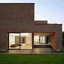 modern brick house modern house design brick comfort and minimalist style modern