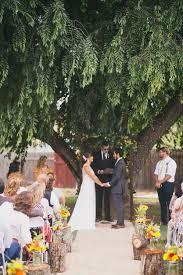 outdoor fall wedding ideas wedding with pattern bridesmaid dresses rustic wedding chic
